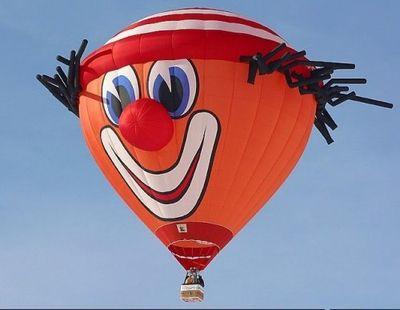 奇抜なデザインをした世界のおもしろ気球07