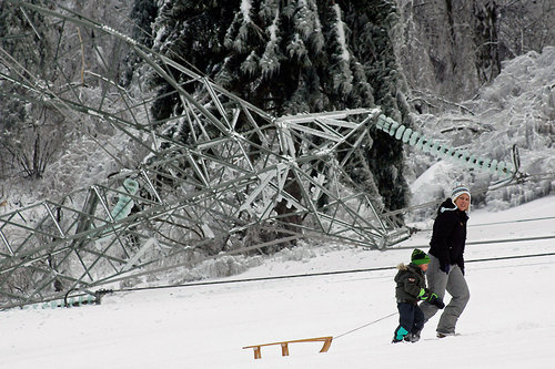 スロベニアの大寒波 008