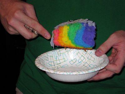 レインボーケーキ10