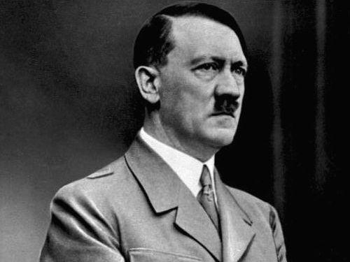 ヒトラーの言葉
