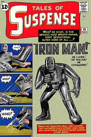 初期のアイアンマン12