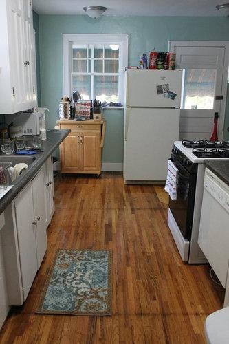 キッチンを44時間で改装16