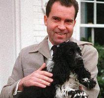 世界を変えた10匹の犬-チェッカーズとニクソン大統領
