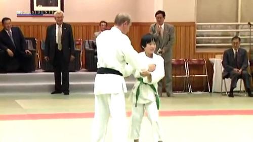 プーチン大統領と柔道04