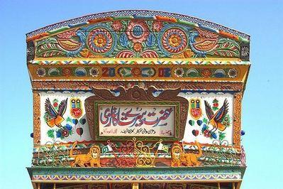 パキスタンのデコトラ15
