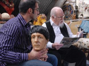 ポール・マッカートニーの頭部