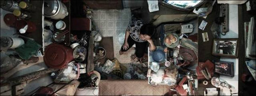 香港の集合住宅04
