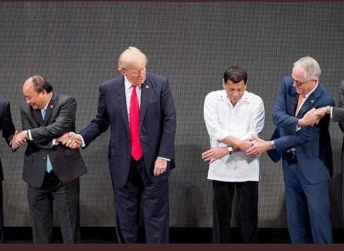 トランプ大統領は安定した天才01