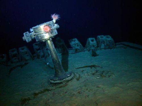 イギリスの商船を発見03