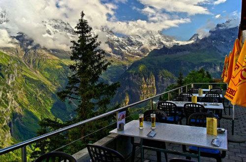 世界の絶景レストラン37