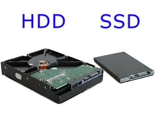 SSD120GB vs HDD2TB00