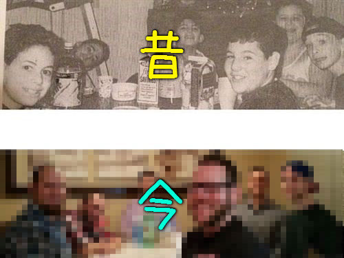 00Now and then 今昔