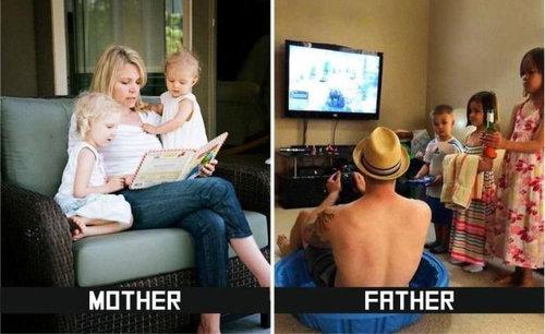 ママとパパの子育ての決定的な違い05