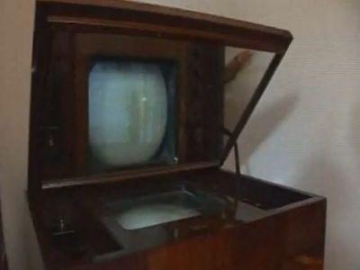 最古のテレビ00