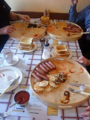 イギリスの朝食04