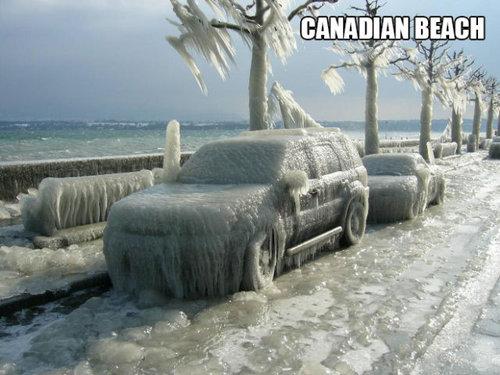 カナダの寒さ10