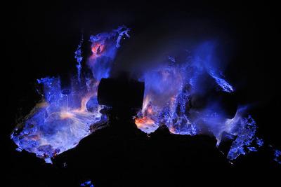イジェン火山04