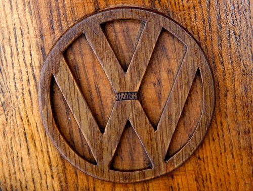 木製のフォルクスワーゲン09
