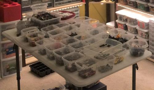 荷造り前にレゴセットを撮影03