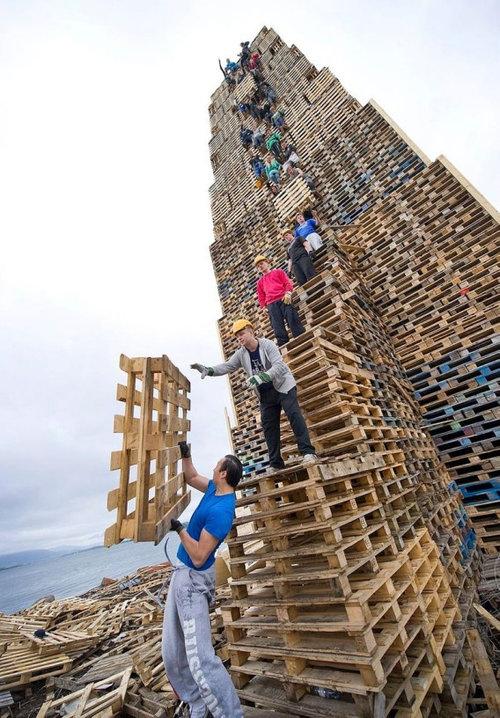 【奈良】パレットを37枚重ね作業…天井の照明取り替えで労災 男性が転落死©2ch.net->画像>72枚