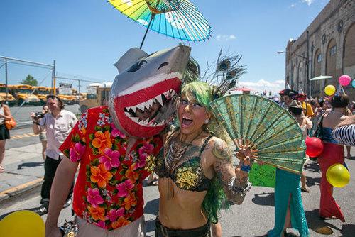 人魚パレード21
