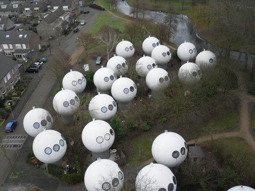 オランダのカプセルハウス02