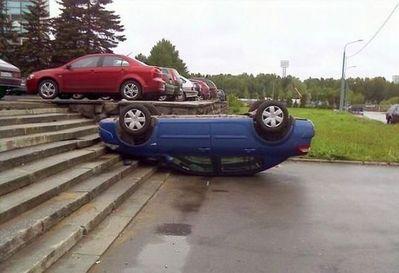 失敗した駐車02