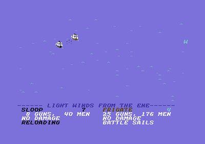 1987: Pirates (C64)