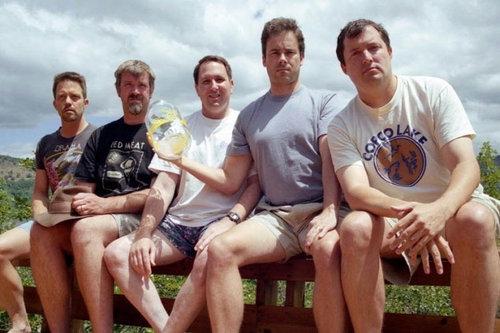 5人組が5年ごとに30年同じ写真05