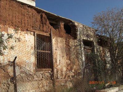 分断されたキプロスの廃墟06