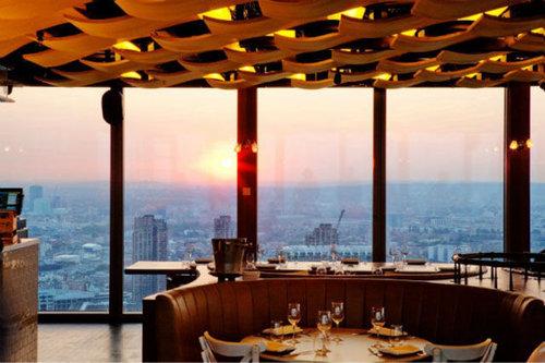 世界の絶景レストラン49