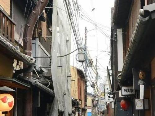 京都から電柱を取り除く計画00