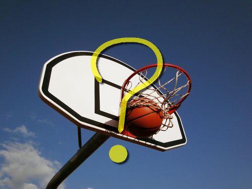 娘のバスケットボールのチーム写真00