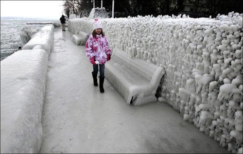 ヨーロッパの大寒波11