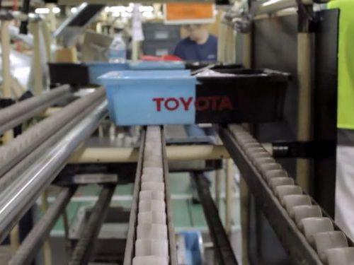 トヨタが「効率」を寄付01