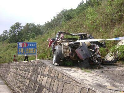 中国の交通事故防止策02