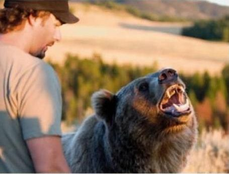 クマを育てた男14