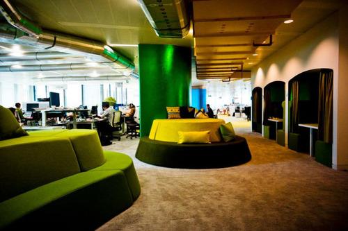 Googleロンドン・オフィス20