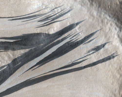 火星の謎の縞模様02