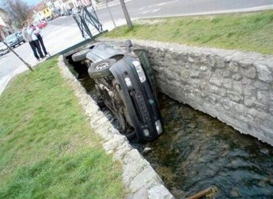 失敗した駐車04