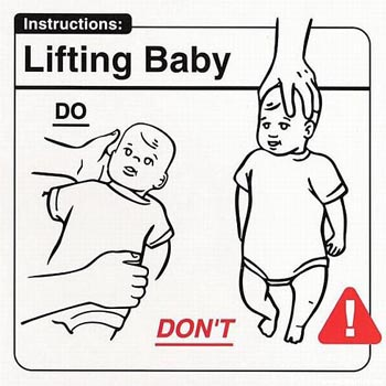 赤ちゃんの取扱説明書01
