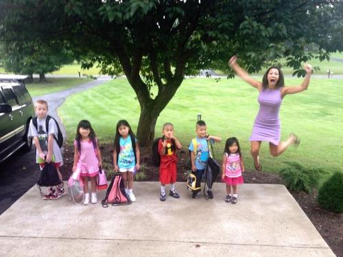 夏休みが終わって喜ぶ親たち10