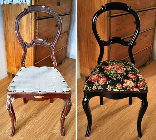 旧ソ連の家具をリメイク15