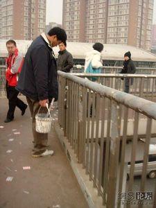 中国の貼り紙広告04