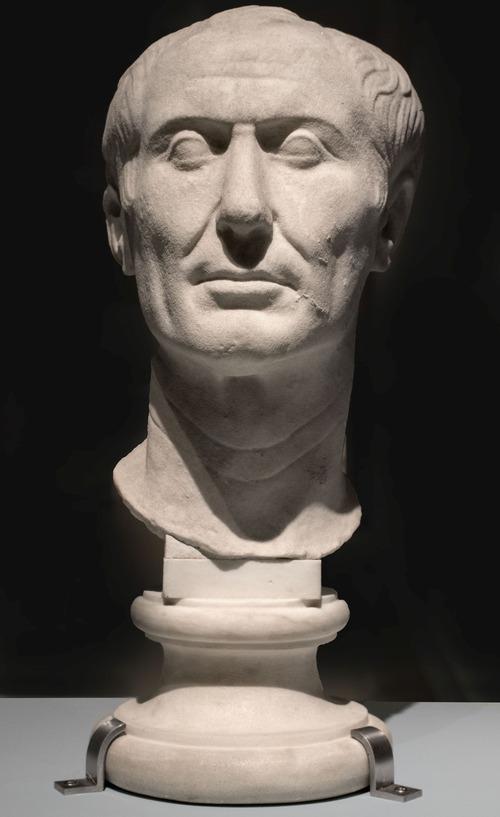 ローマ帝国の初代皇帝カエサルが今45歳として存在したら01