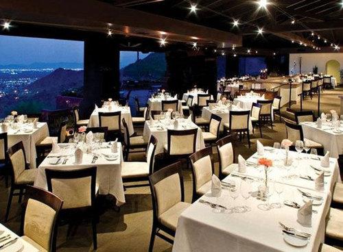 世界の絶景レストラン17