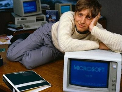 ビル・ゲイツのエピソード07