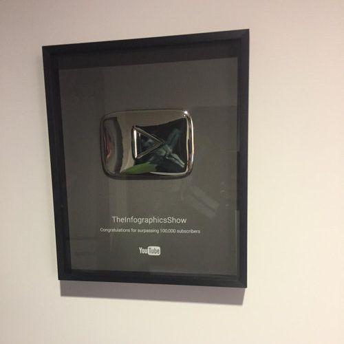 YouTubeでチャンネル登録者が10万人を超えると…03