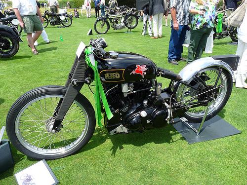 1948年のバイク速度記録00