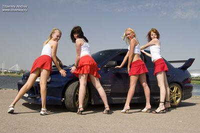 モーターショーのコンパニオンが女であるべき理由19